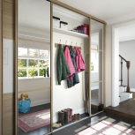 Use our brilliant sliding doors to cover all your hallway clutter.